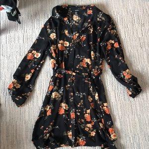 Forever21 Long Sleeve Dress